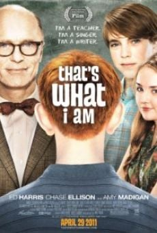Película: That's What I Am