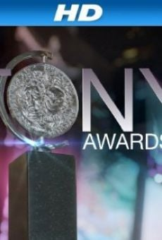 The 66th Annual Tony Awards online