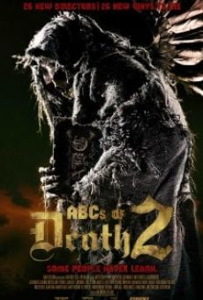 Película: The ABCs of Death 2