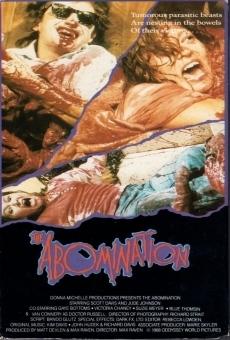 Ver película La Abominación