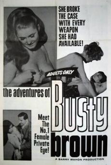 Ver película The Adventures of Busty Brown