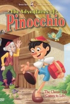 Ver película The Adventures of Pinocchio