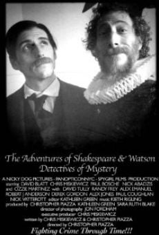 The Adventures of Shakespeare and Watson: Detectives of Mystery