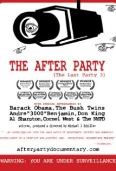 Película: The After Party: The Last Party 3