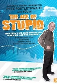 Película: The Age of Stupid