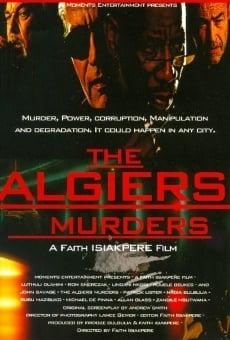 Ver película The Algiers Murders