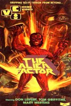The Alien Factor on-line gratuito