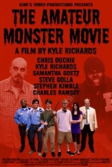 The Amateur Monster Movie online streaming