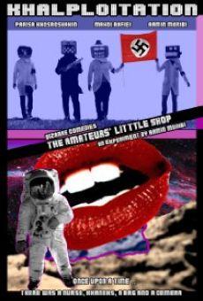 Ver película The Amateurs' Little Shop