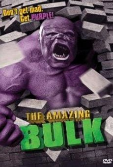 Película: The Amazing Bulk