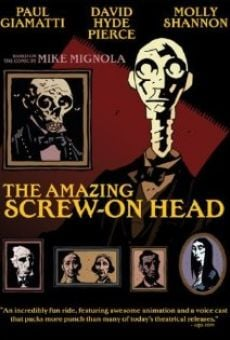 Película: The Amazing Screw-On Head