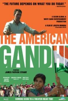 The American Gandhi on-line gratuito