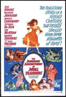 The Amorous Adventures of Moll Flanders on-line gratuito