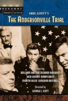 Ver película The Andersonville Trial