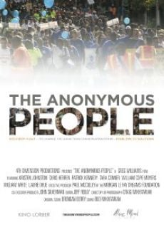 Ver película The Anonymous People