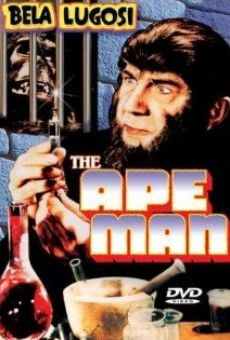 Película: The Ape Man