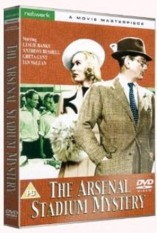 Película: The Arsenal Stadium Mystery