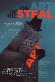 Película: The Art of Steal