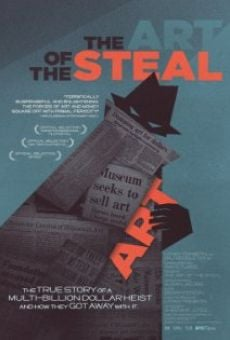 Película: The Art of the Steal