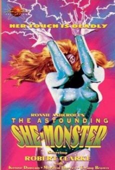 The Astounding She-Monster on-line gratuito