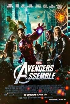Ver película Estreno de Los Vengadores Reunidos