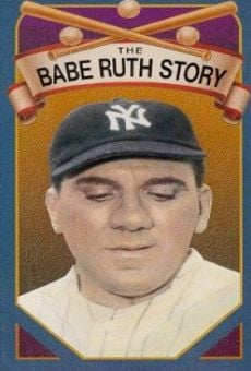 Película: The Babe Ruth Story
