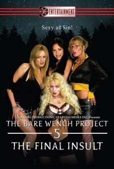 Película: The Bare Wench Project 5: The Final Chapter