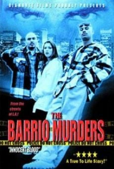 The Barrio Murders online free