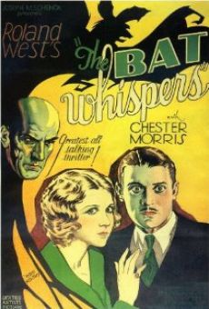 Roland West's The Bat Whispers online free