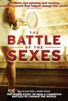 Ver película The Battle of the Sexes