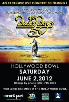 Ver película The Beach Boys: Live at the Hollywood Bowl 3D