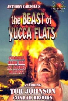 The Beast of Yucca Flats online streaming