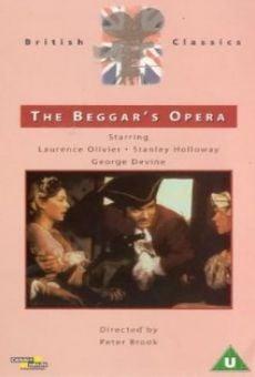 Ver película The Beggar's Opera