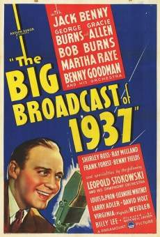 The Big Broadcast of 1937 on-line gratuito