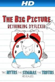 The Big Picture: Rethinking Dyslexia online