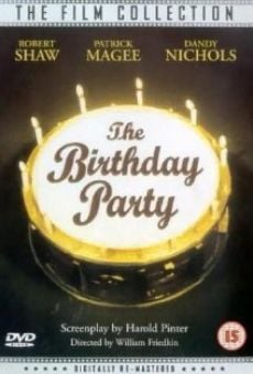 Película: The Birthday Party