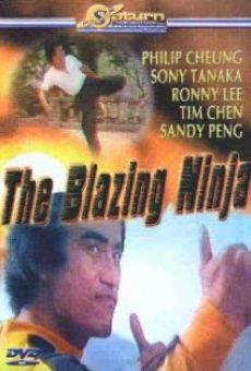 Ver película The Blazing Ninja