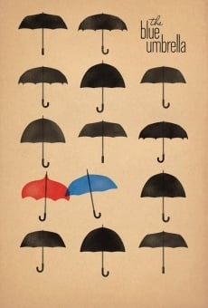 Ver película The Blue Umbrella