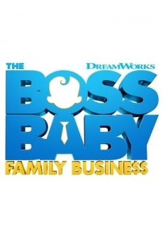 Película: The Boss Baby: Family Business