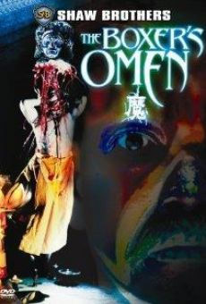 Mo - The Boxer's Omen on-line gratuito