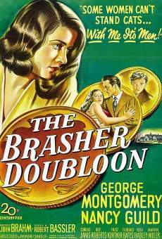 Ver película The Brasher Doubloon