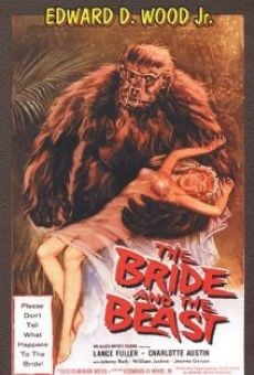 Película: The Bride and the Beast