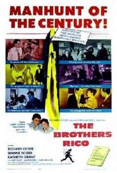 The Brothers Rico on-line gratuito