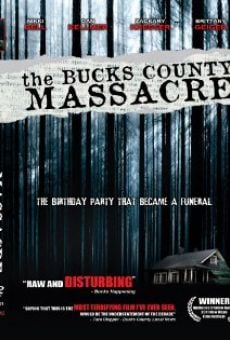 The Bucks County Massacre online