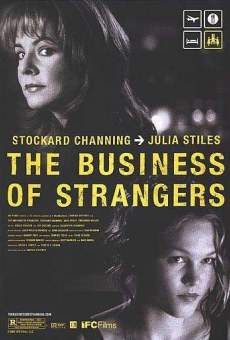 The Business of Strangers on-line gratuito