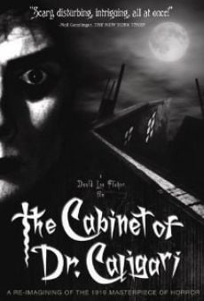 The Cabinet of Dr. Caligari online streaming