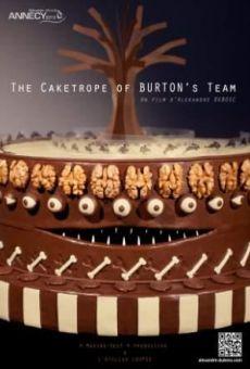 La tarta de Tim Burton online
