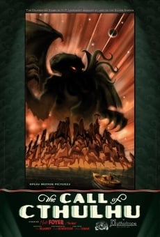 The Call of Cthulhu on-line gratuito