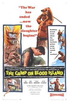 Ver película The Camp on Blood Island