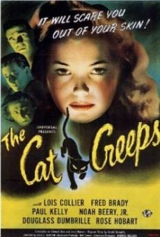 The Cat Creeps on-line gratuito